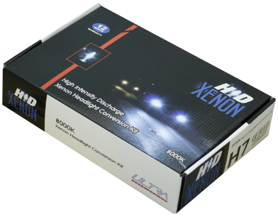Ultra Auto HB3 (9005) 6000K HID Conversion Kit