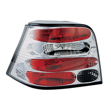 VW Golf 4 Ultra Hi Chrome Lexus Tailights