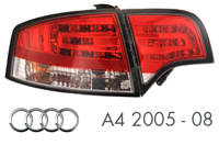 Audi A4 2005 - 08 Tail Light